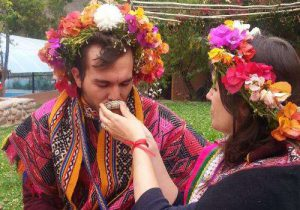 Inca Mythical Marriage